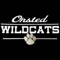 27 Onsted Wildcats Bar Glitter Paw Thumbnail