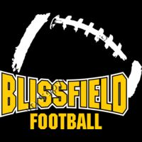 155-Blissfield-Football-Distressed-Ball Thumbnail