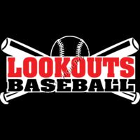 Lookouts Baseball Rectangle Thumbnail