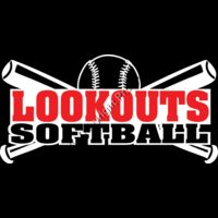 Lookouts Softball Rectangle Thumbnail